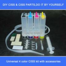 CISS kit universal pentru imprimantele HP, Canon