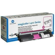 Minolta MC 2400/2500 eredeti festékkazetta magenta