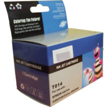 Cartus compatibil Epson T014 color