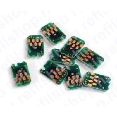 Epson AcuLaser C3800 BK chip (TW)