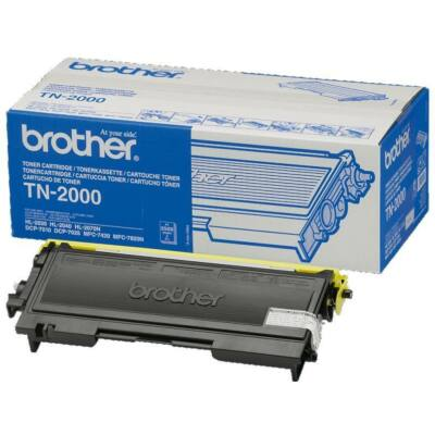 Toner brother TN-2000 Black Original