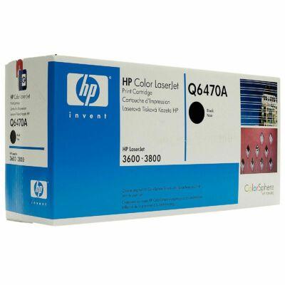 Toner HP Q6470A Black 6K Original 501A