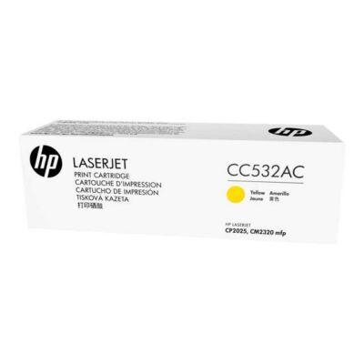 HP CC532A Cartus original Galben