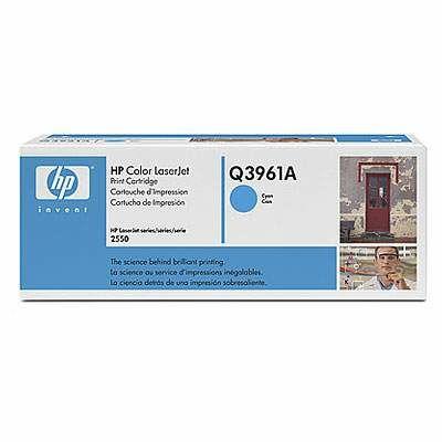 Cartus toner HP Q3961A (122A) Cyan Original