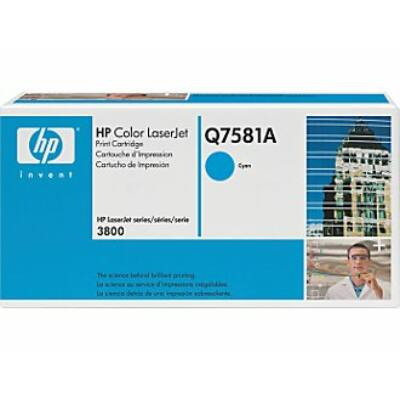 Toner HP Q7581A Cyan 6K Original 503A