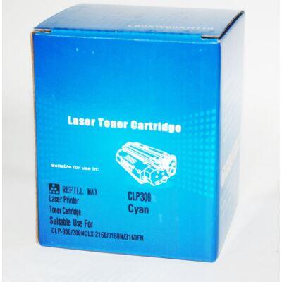 Cartus compatibil Samsung CLP-C300A Cyan ( toner )