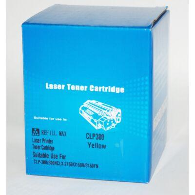 Cartus compatibil Samsung CLP-Y300A Yellow ( toner )